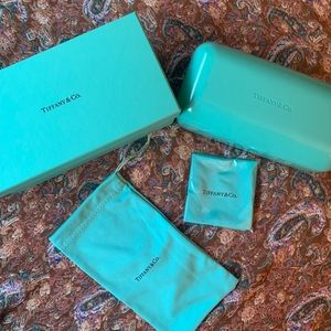 Tiffany Sunglass Case